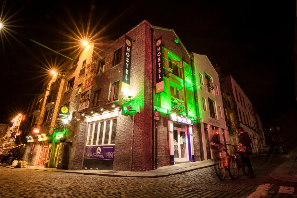 Barnacles Hostel Temple Bar