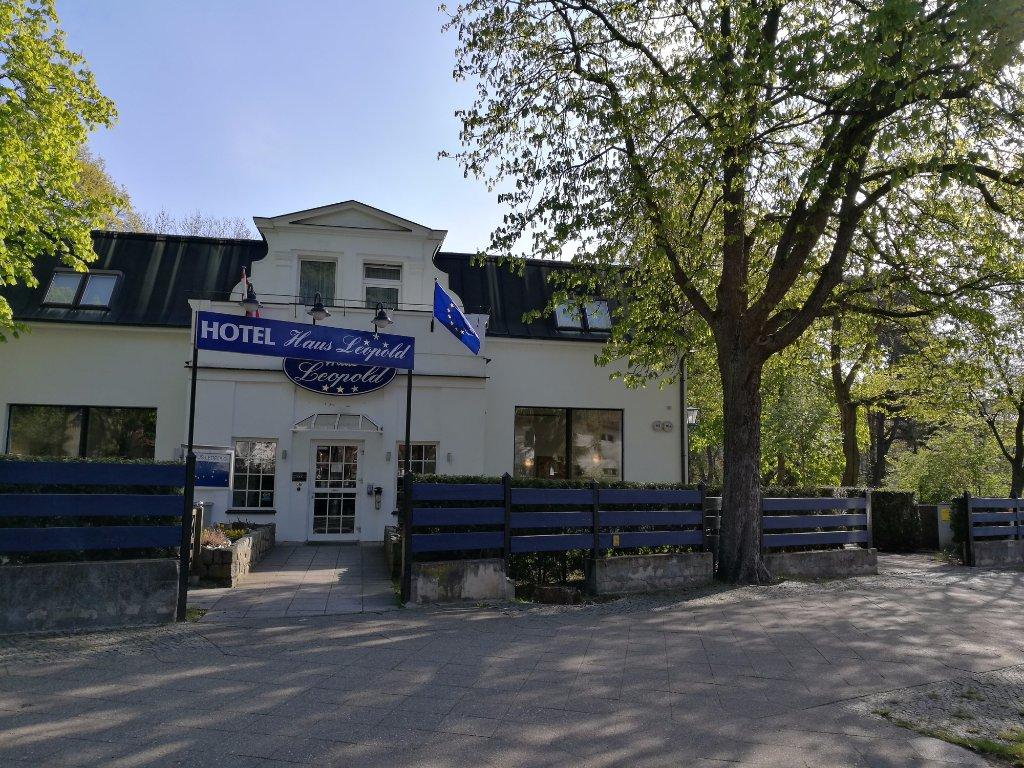 Hotel Haus Leopold