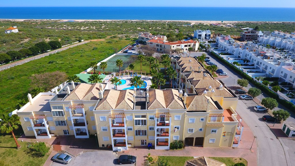 Praia Da Lota Resort Apartments