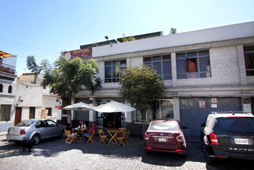 Marlon's House Arequipa