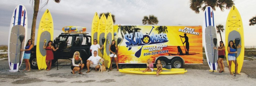 SUP Dogs Paddleboard Rentals