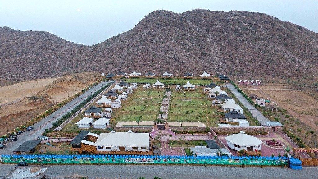 Serene Aravali Resort & Spa