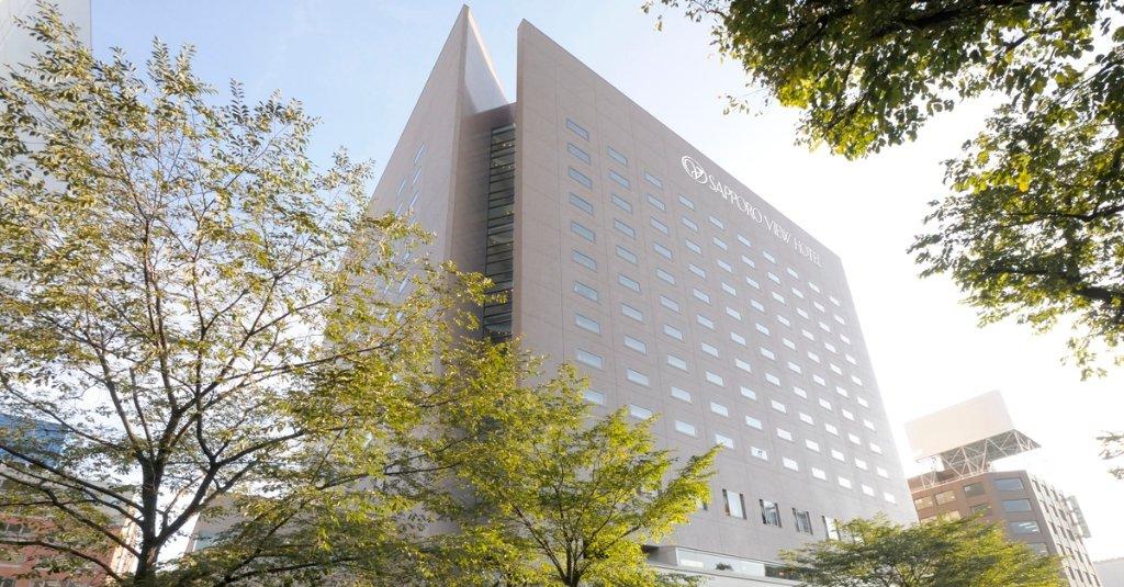 Sapporo View Hotel Oodorikoen
