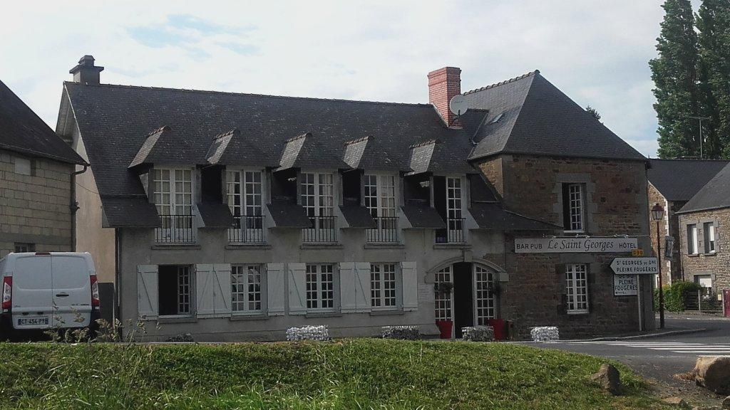 Hôtel Le Saint Georges