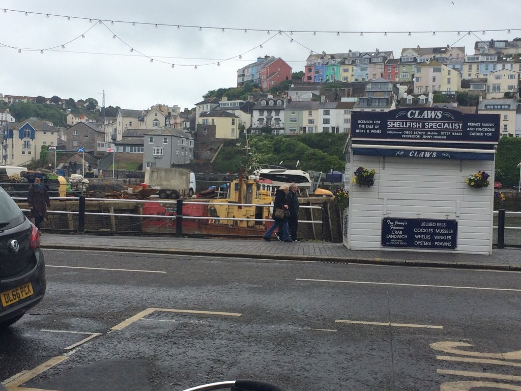 Image Brixham Cafe in South West