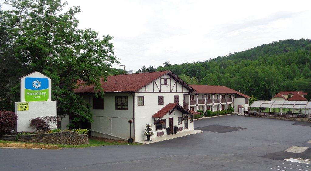 SureStay Hotel by Best Western Helen Downtown