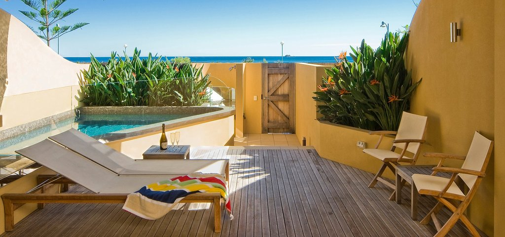 Beach Suites