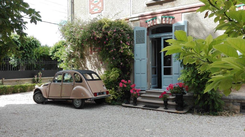 Villa Maziere de St Loup