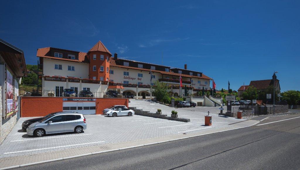 Hotel Edelfinger Hof
