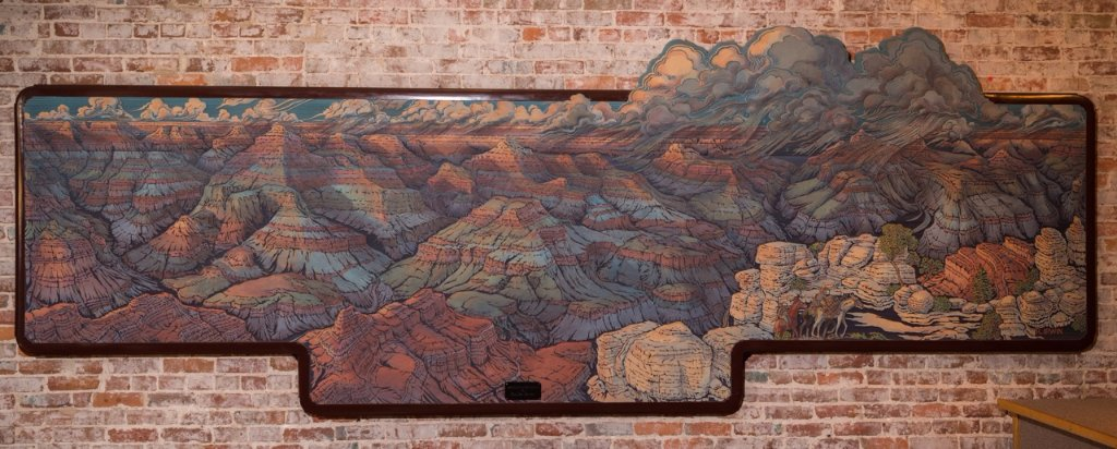 Grand Canyon Suite mural