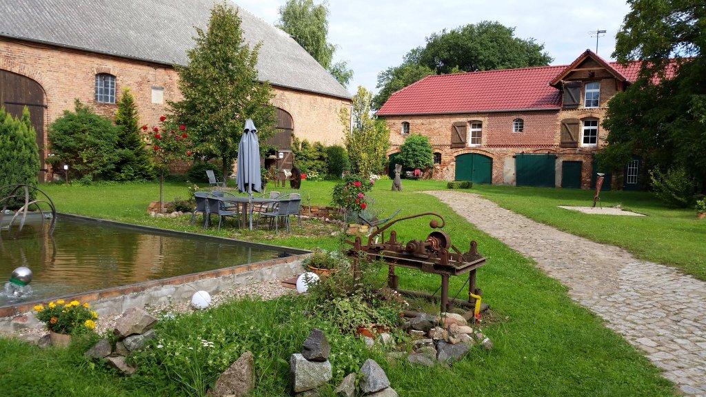 Pension Kunsthof Dahrenstedt