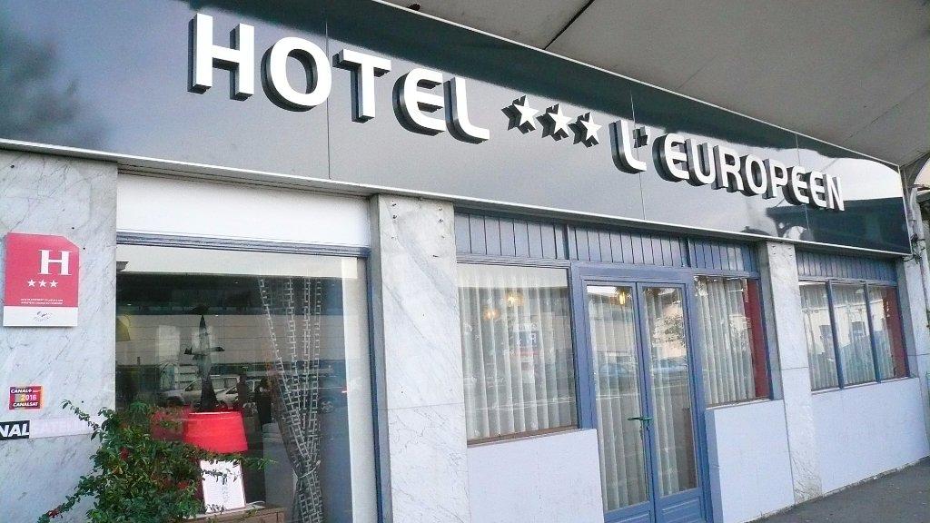 Hotel L'Europeen