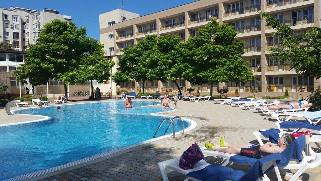 De La Mapa Hotel