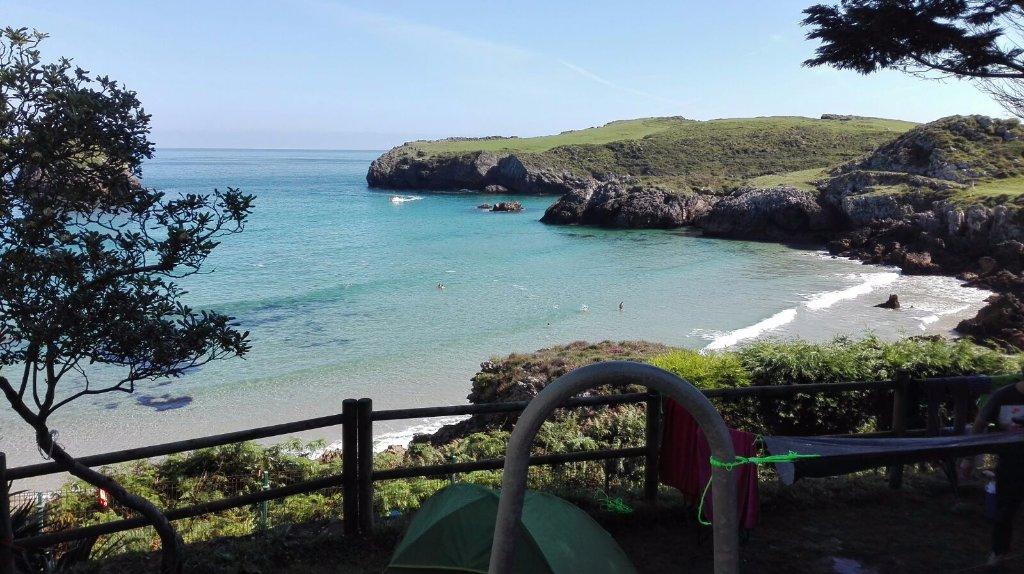 Camping Playa de Troenzo