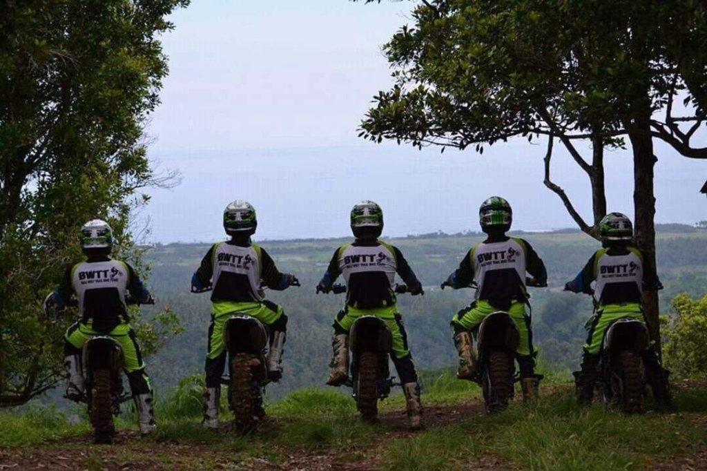 Bali West Trailbike Tours