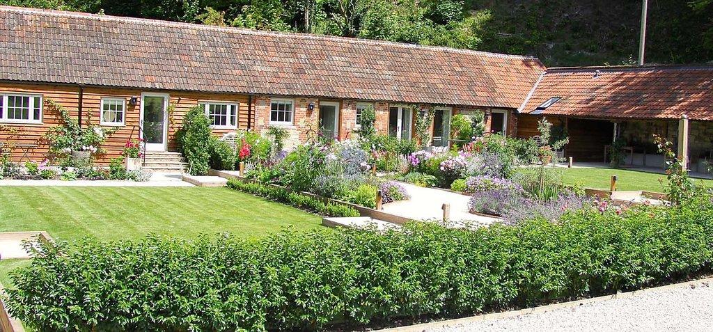 The Courtyard at Park Farm