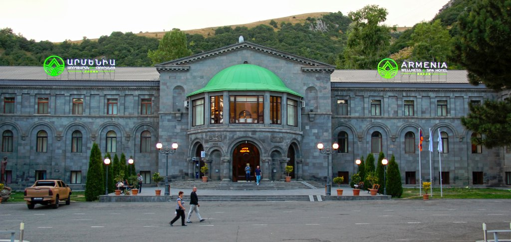 Armenia Wellness & SPA, Jermuk