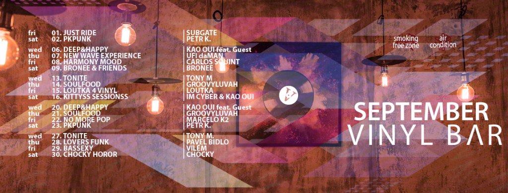 Vinyl Bar Prague