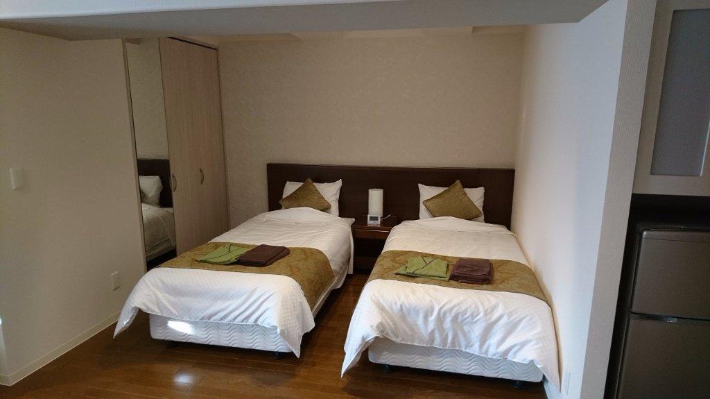 โรงแรมปาโค ฮาโคดาเตะ