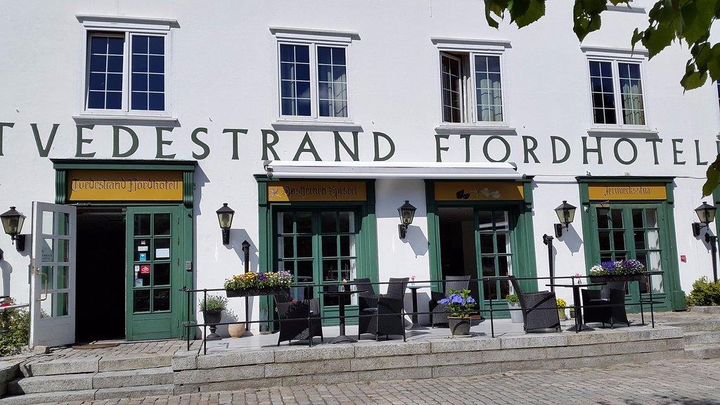 Tvedestrand Fjordhotell