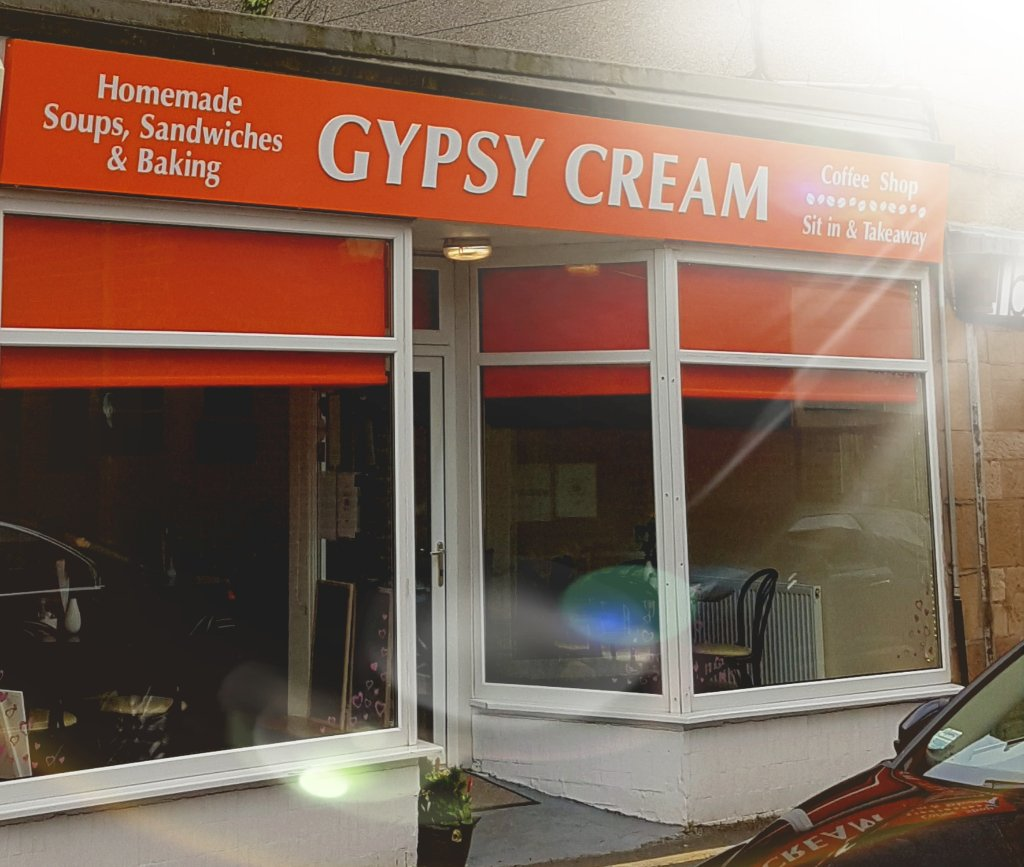 Image The Gypsy Cream in South West Scotland
