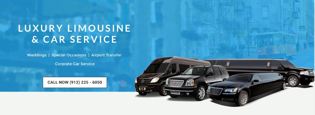 Luxury Savannah Limo & Car Service