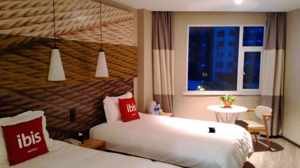 Ibis Hotel Lanzhou Tianshui South Road Railway Station