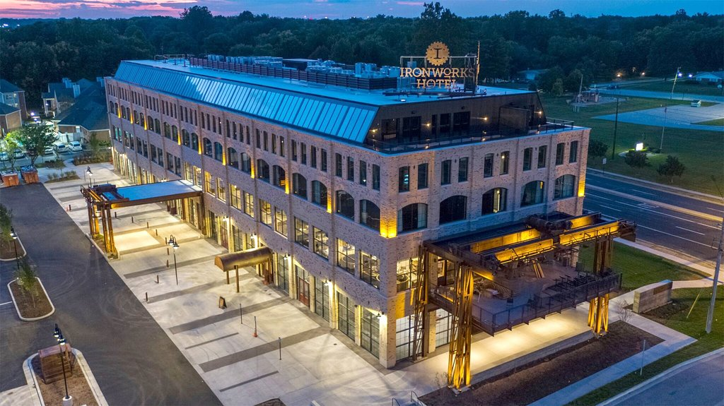 Ironworks Hotel Indy