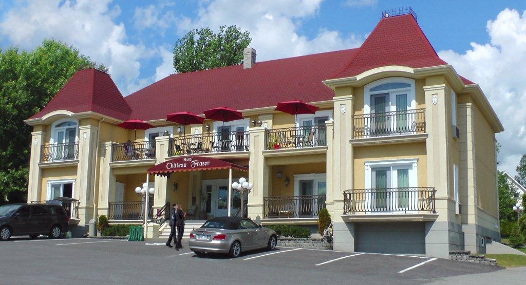 Hôtel Chateau Fraser