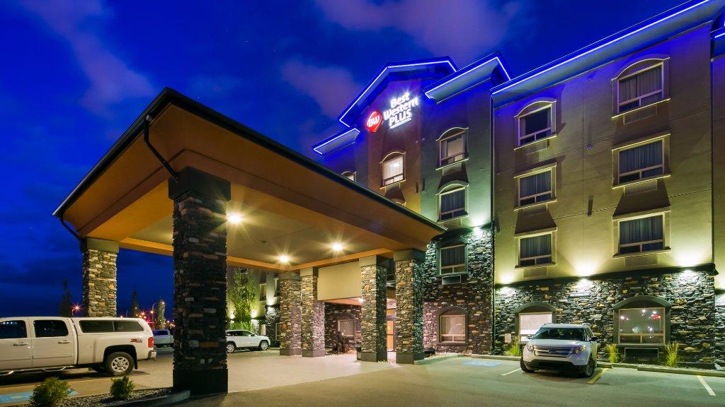 Best Western Plus Sherwood Park Inn & Suites