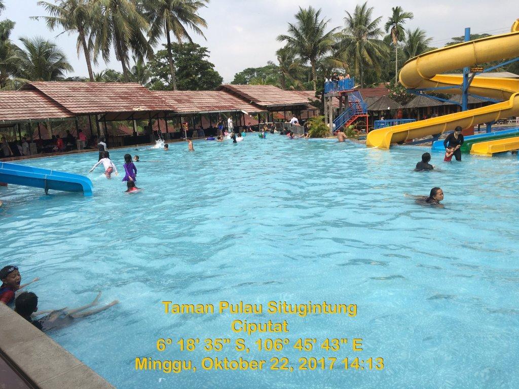 Taman Wisata Pulau Situ Gintung