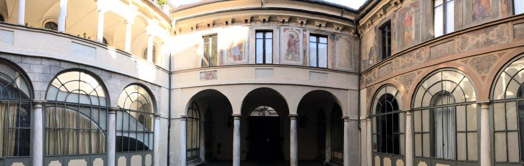 Palazzo Scaglia Di Verrua