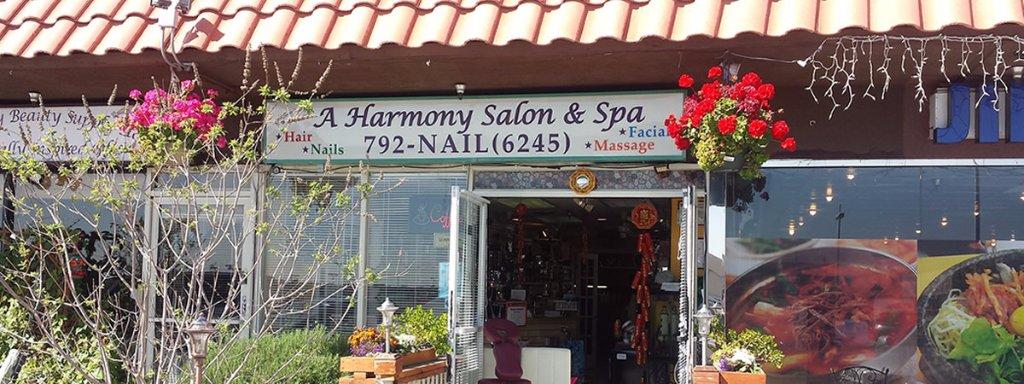 A Harmony Nail Spa