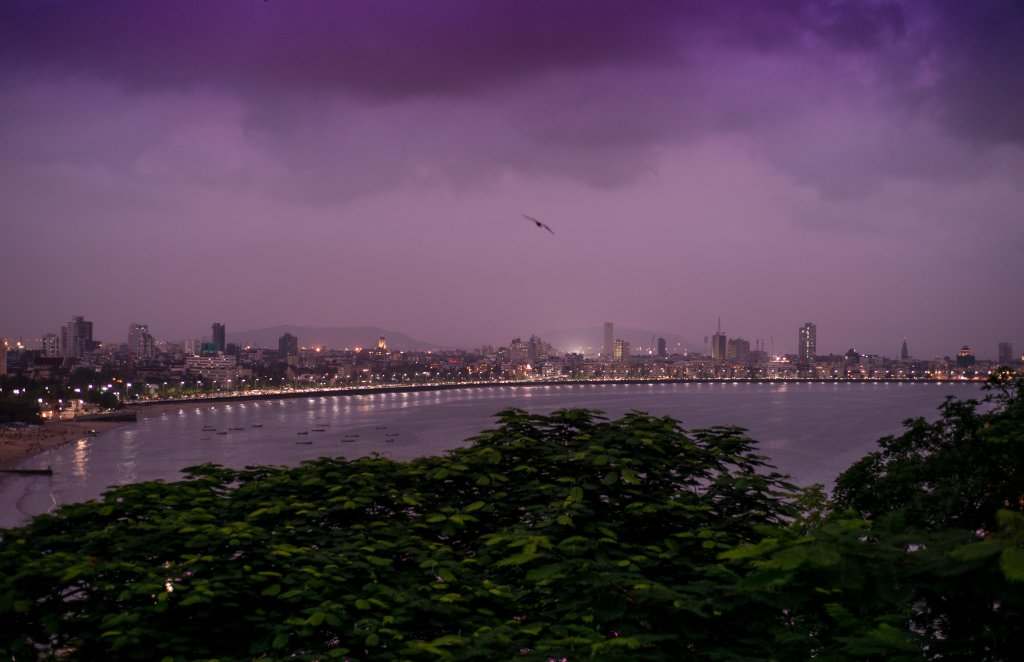 Malabar Hill/Peddar Road