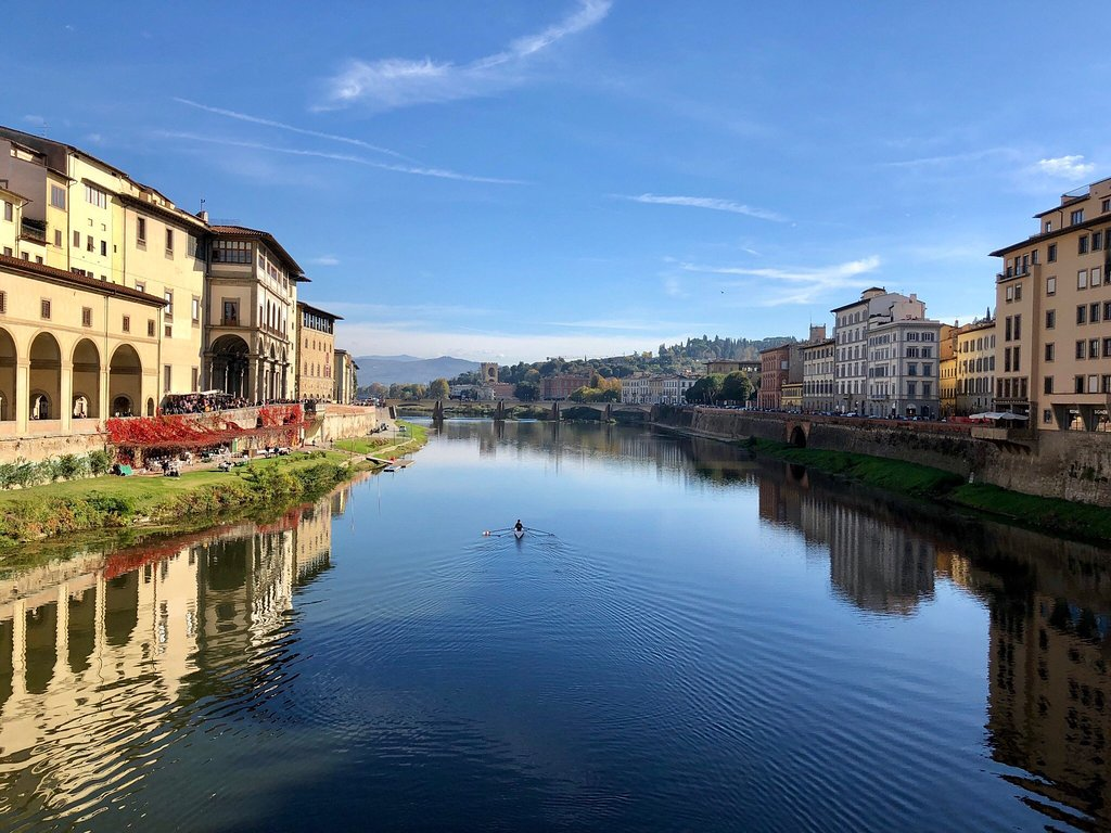Portrait Firenze, Italy