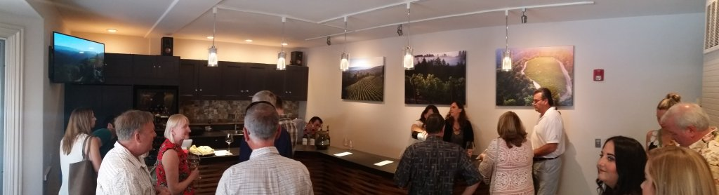 Mindego Ridge Tasting Room