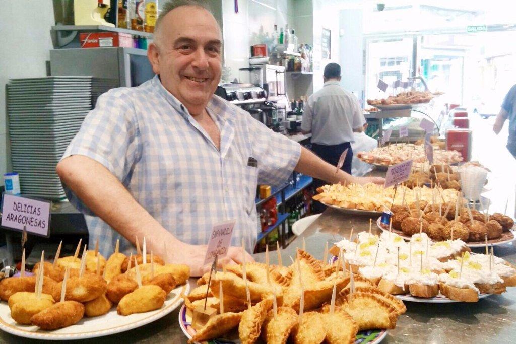 imagen Bar Artigas en Zaragoza
