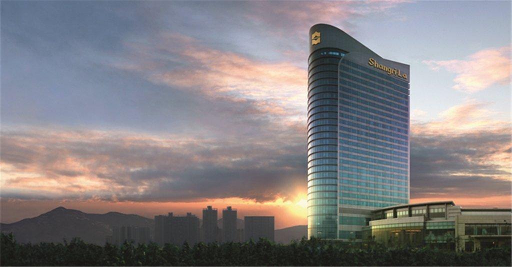 โรงแรมแชงกรีล่า เวินโจว