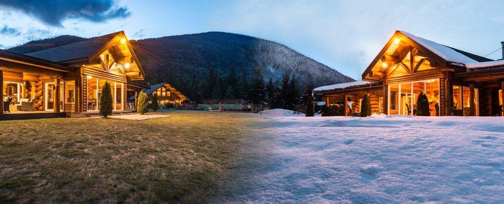 Skeena Salmon Lodge