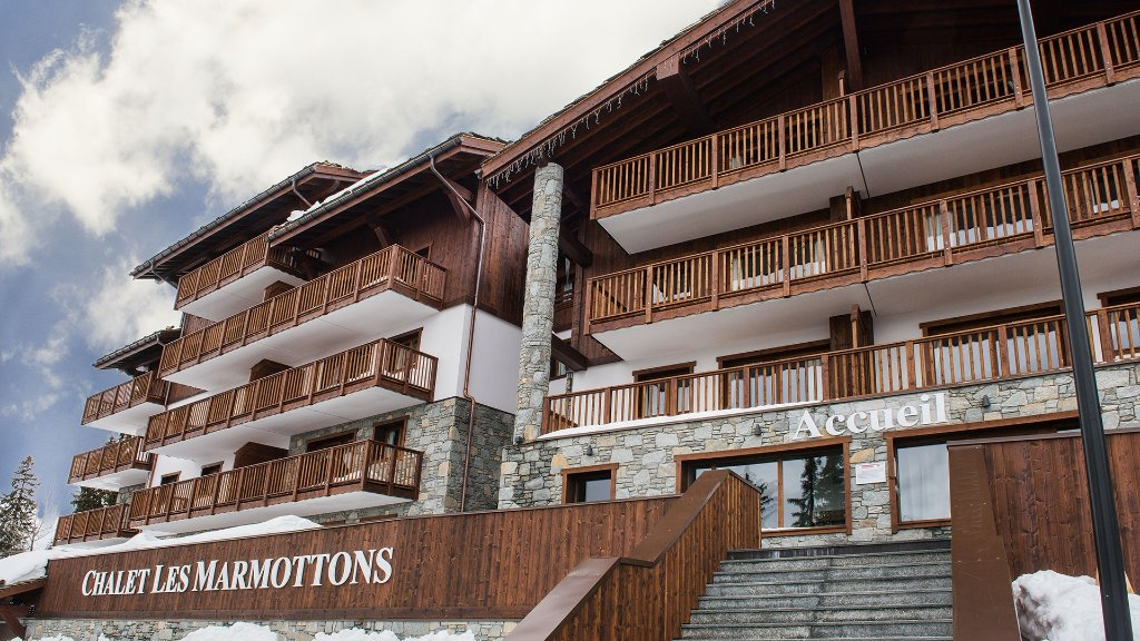 Residence CGH Le Chalet Les Marmottons