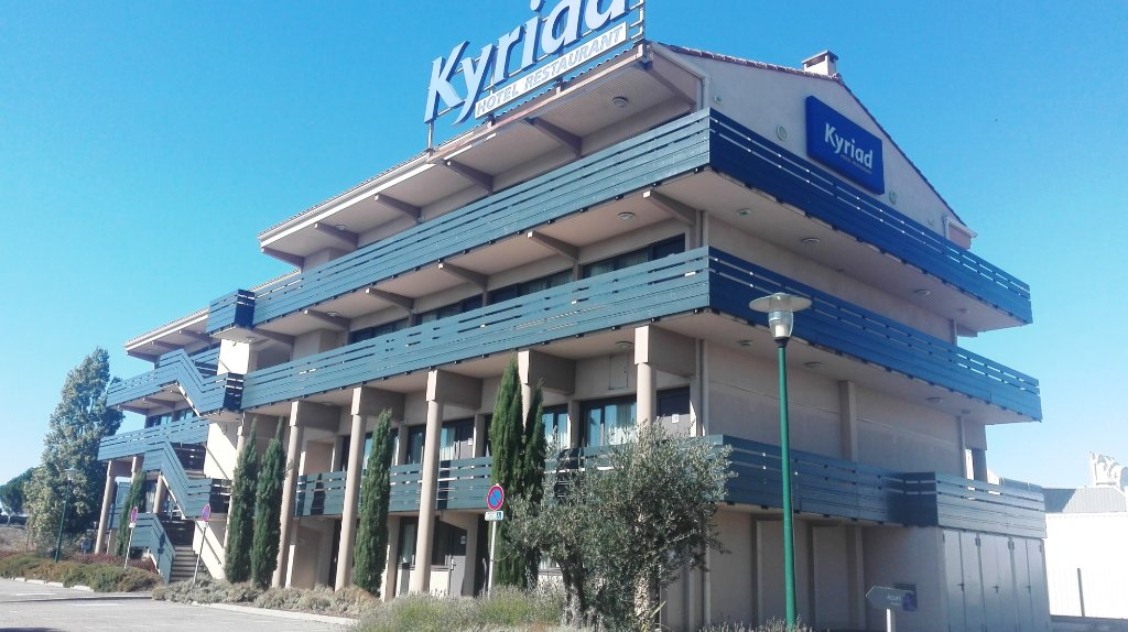 KYRIAD CARCASSONNE - AEROPORT