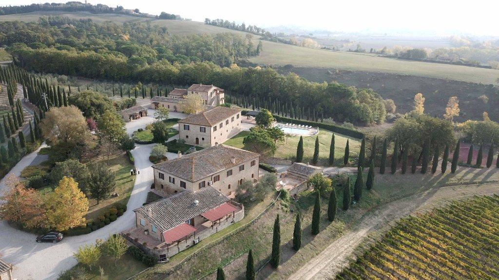 Casali di Bibbiano Villa I Winery I Tuscany