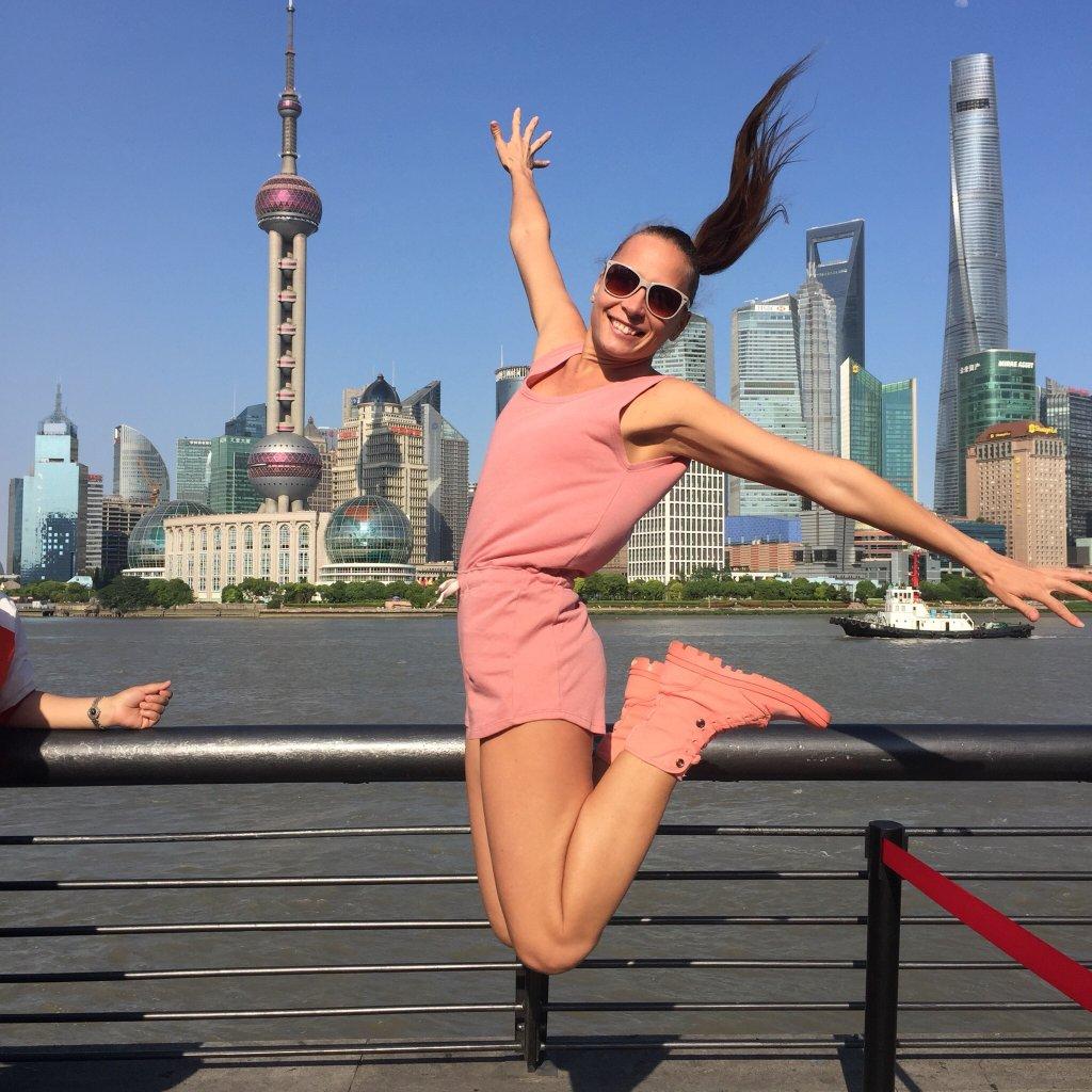 shanghai bund tour