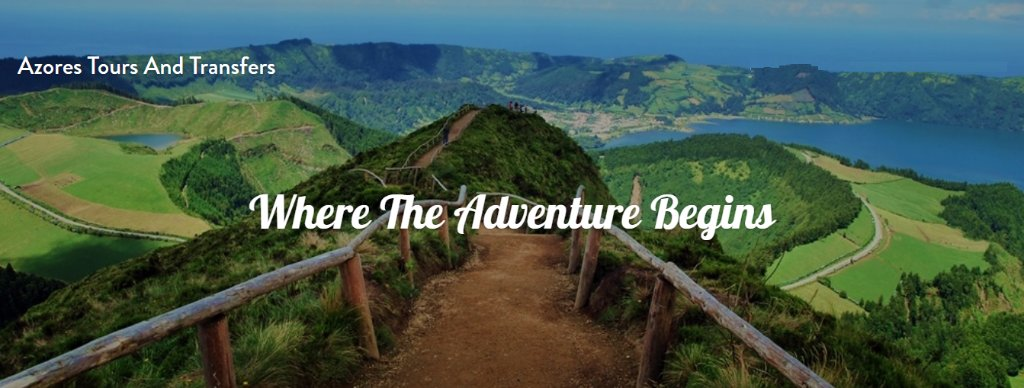 Azores Tours And Transfers