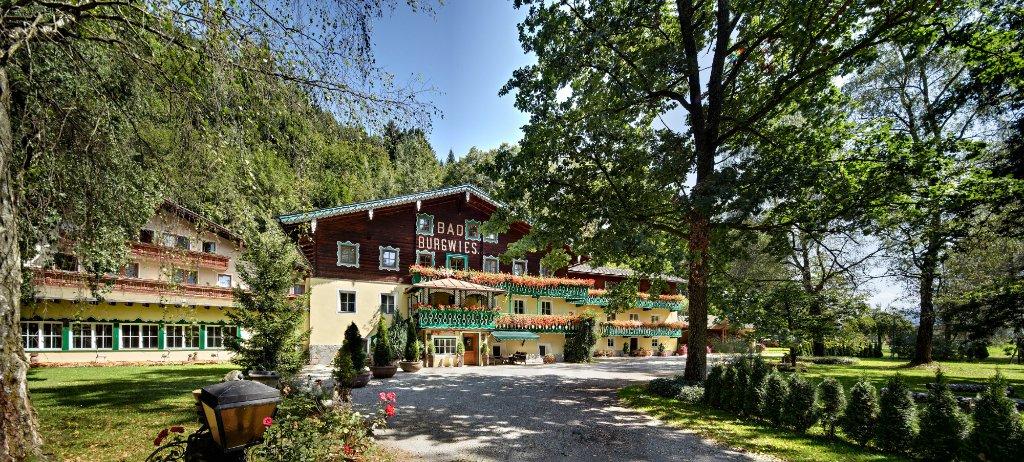 Frühstückspension & Ferienwohnungen Heilbad Burgwies