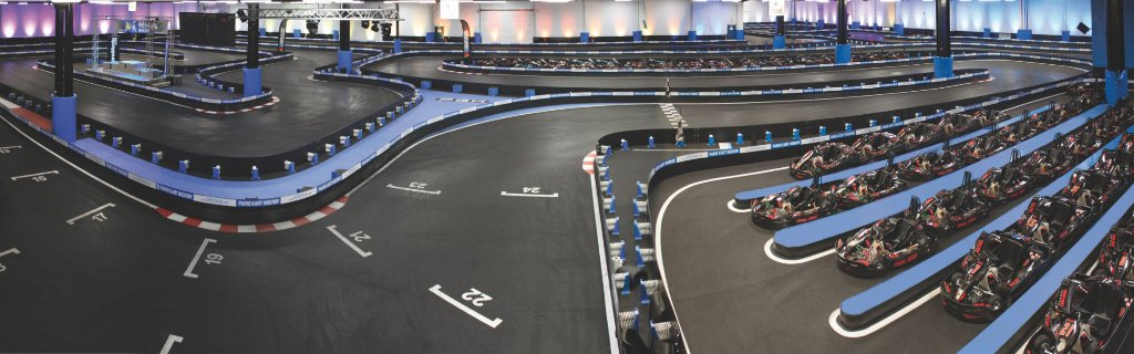 ‪Paris Kart Indoor‬