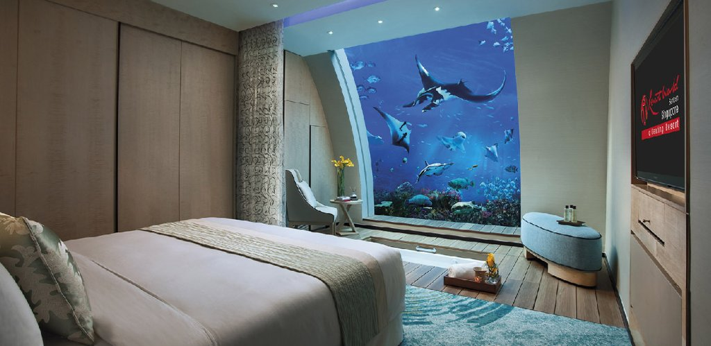 Resort World Sentosa - Ocean Suites