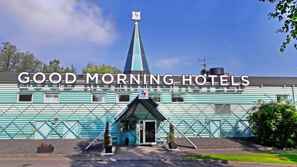 Good Morning  Jönköping
