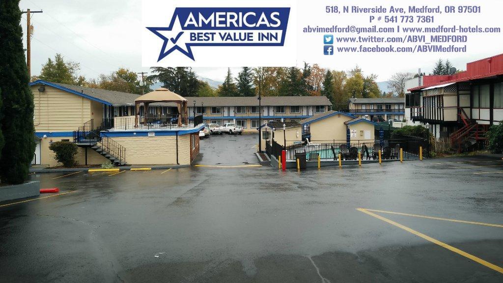 Americas Best Value Inn-Central Medford