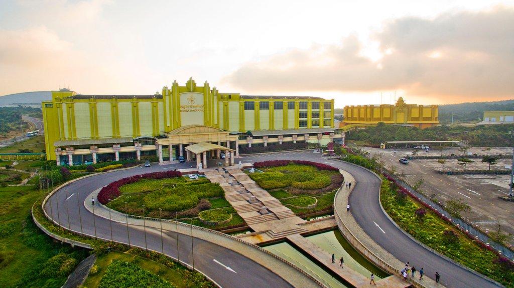 Thansur Sokha Hotel - Kampot